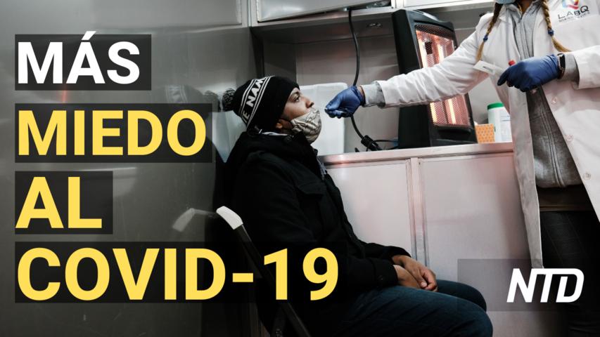 Polémicas declaraciones médicas sobre los casos por COVID-19