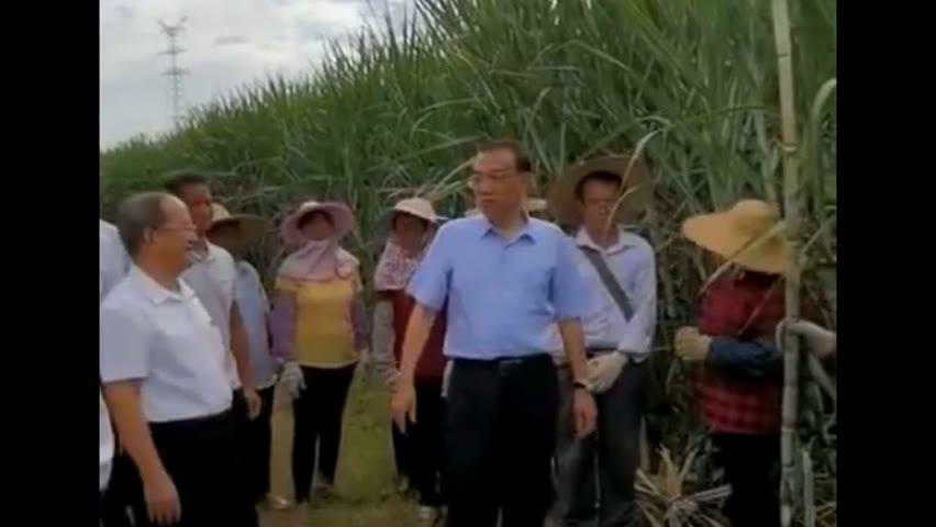 李克强广西行,习媒体称他副总理?紧张统计特殊数字。广电总局发出奇怪通知:槟榔威胁习核心?