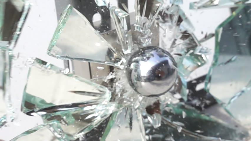 Magnet Smash in Slow Motion   Magnetic Games