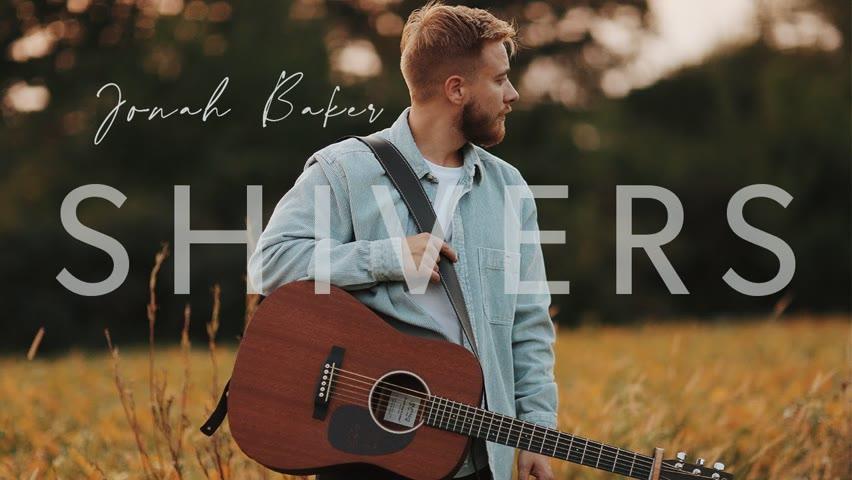 Ed Sheeran - Shivers   Jonah Baker (Acoustic Cover)