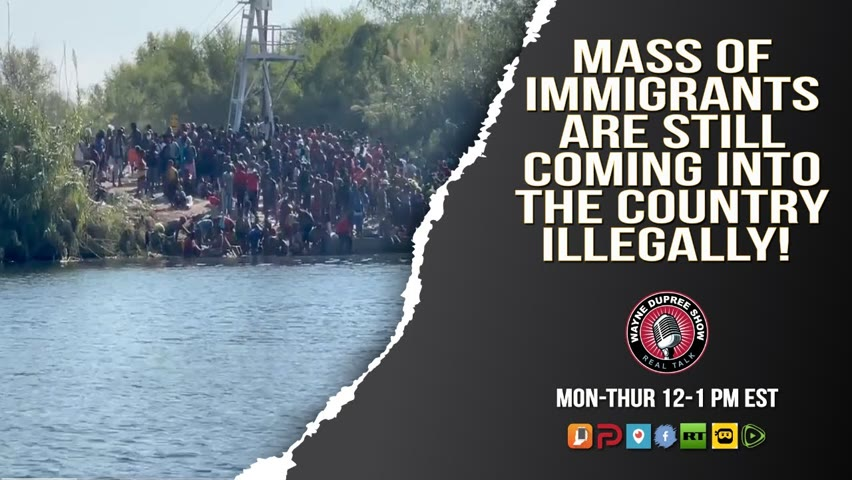 Are You Seeing The Major Crisis Happening At The Border?