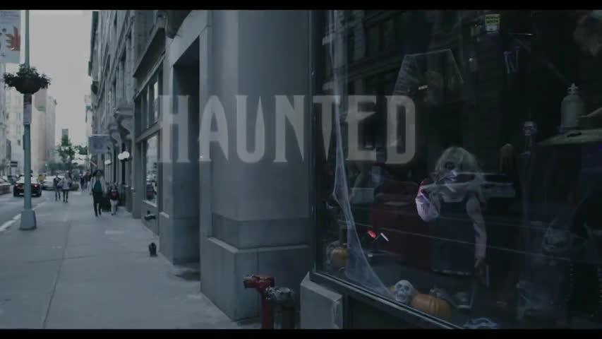 Haunted - O verdadeiro mal existe