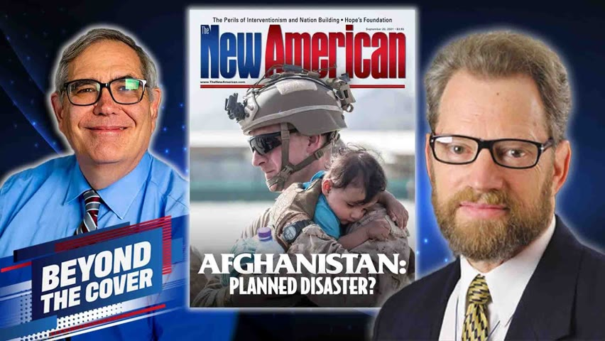 Afghanistan: Planned Disaster?   Beyond the Cover