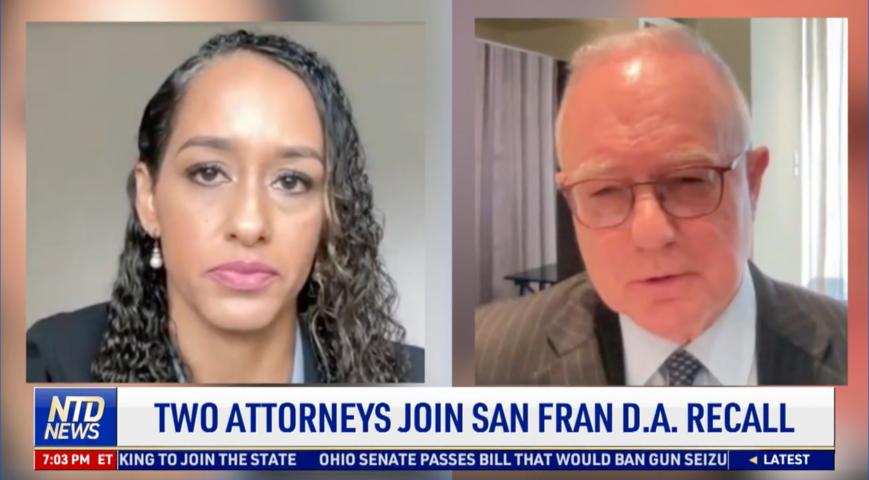 Two Attorneys Join San Francisco DA Recall