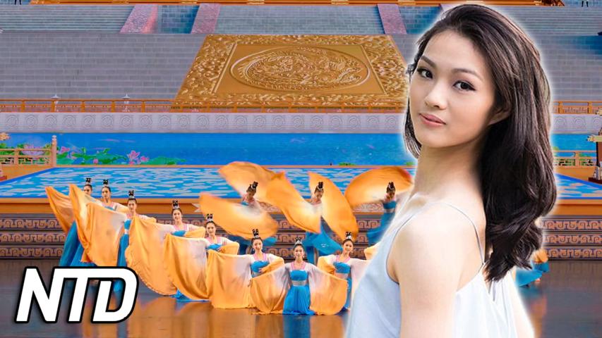 Shen Yun-artisten Eden Zhu: Att dansa från hjärtat | NTD NYHETER