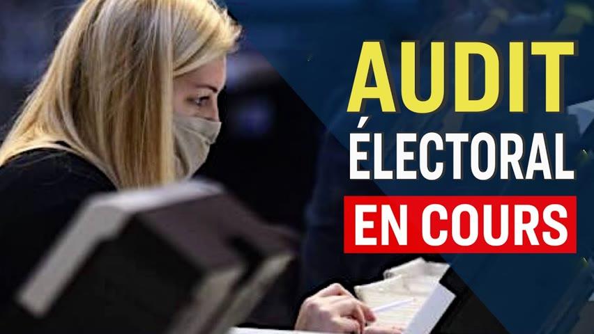 Audit électoral ; 74 000 bulletins de vote non identifiés, 18 000 électeurs rayés des listes