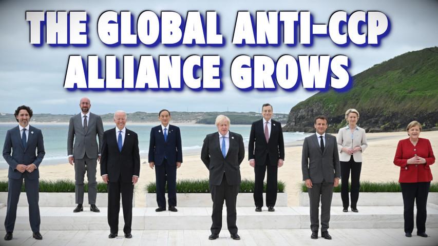 The Global Anti-CCP Alliance Grows