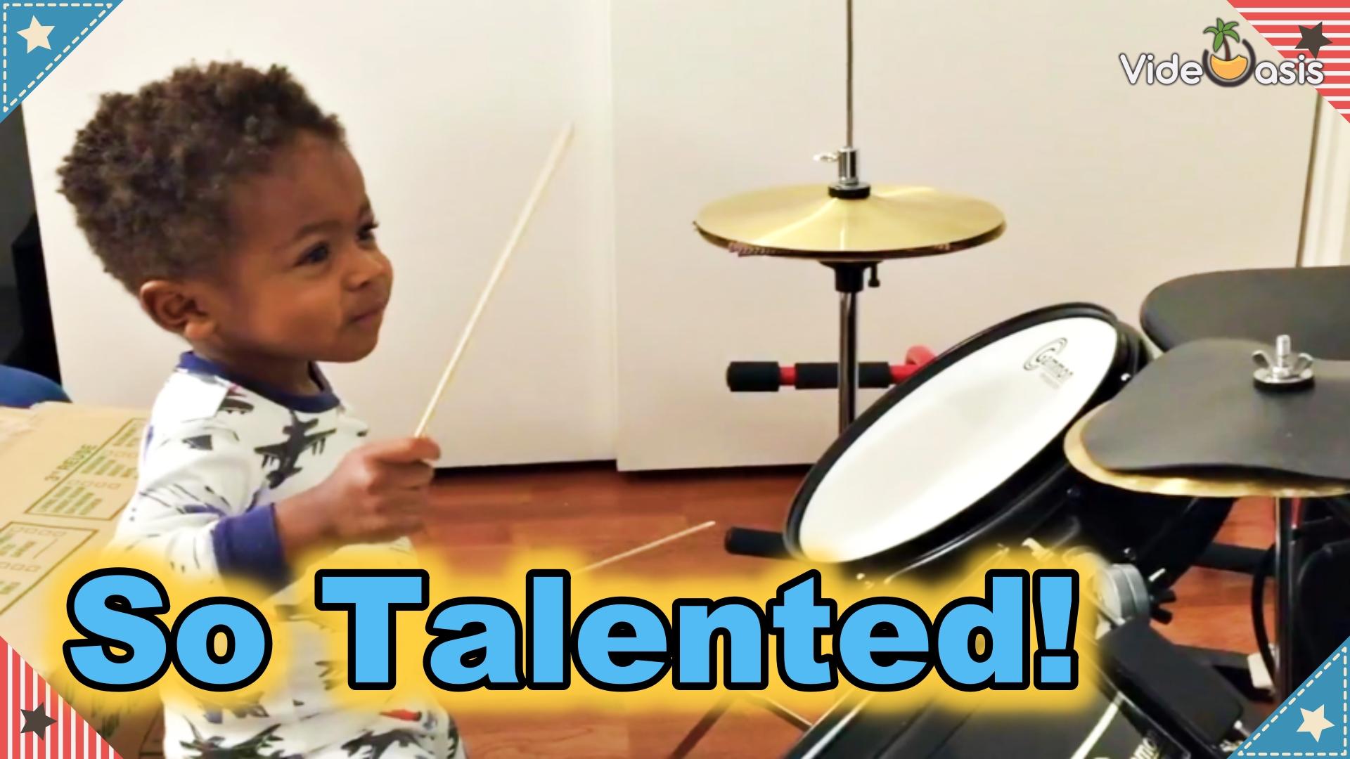 3 Talented Children|VideOasis