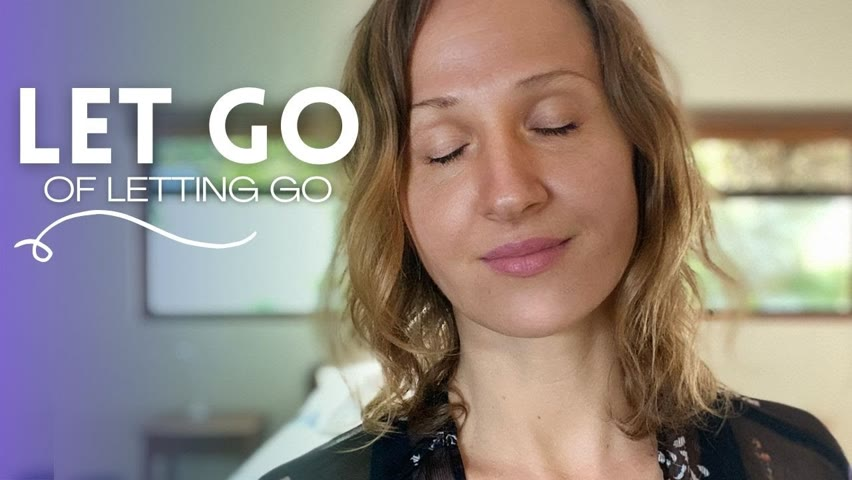 Flying Meditation To Let Go Before Sleep   Anxiety   Female Voice of Olivia Kissper