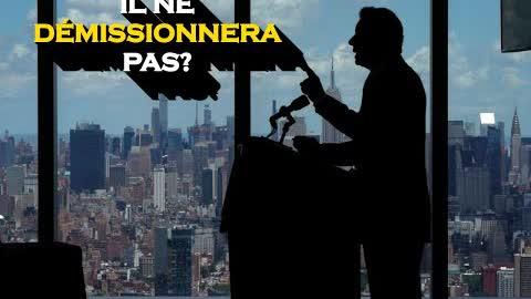 Le gouverneur de l'État de New York démissionne ? ; Le port de masques à la maison