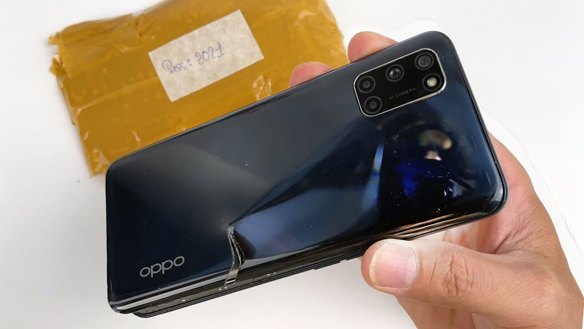 Restoring OPPO A92 Cracked, Destroyed Phone restoration   How to restore