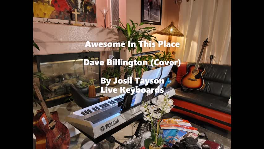 Awesome In This Place / Dave Billington (Cover)