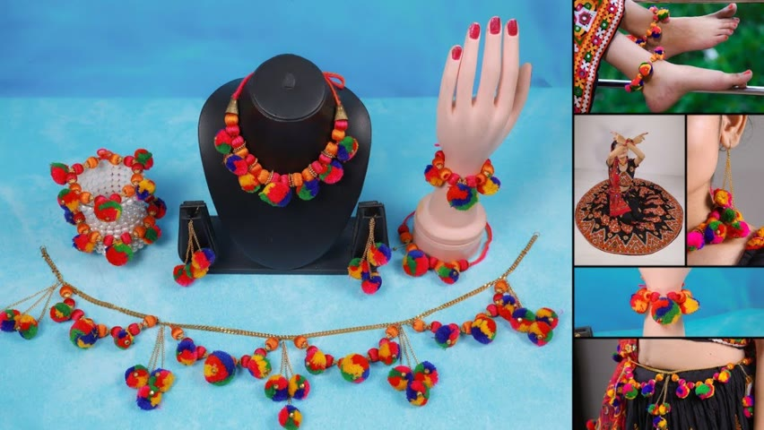 Navratri 2021   #navratri2021 #shorts #kamariya #diyjewelry