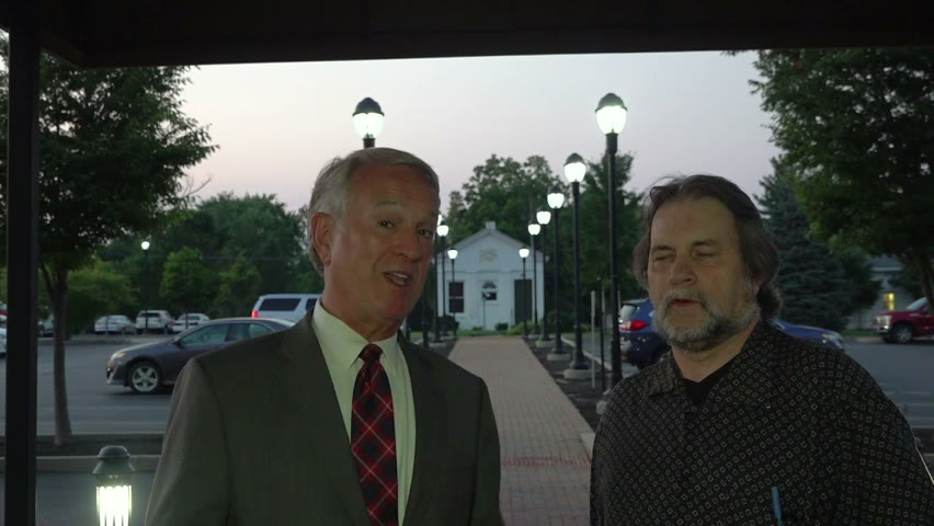 Mark Hansel Interviews Boone Co Judge Executive Gary Moore/Bulldog Nation News