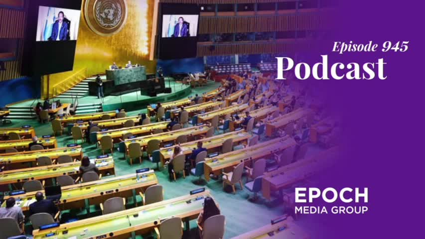 Podcast Nr. 945 Taliban wollen bei UN-Generaldebatte sprechen