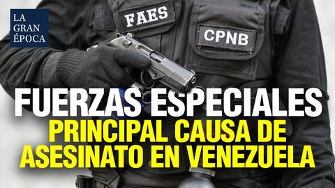 Quién es el principal responsable de las muertes en Venezuela -  Trailer