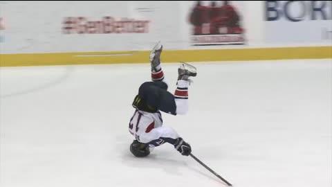 Funny Hockey Celebrations