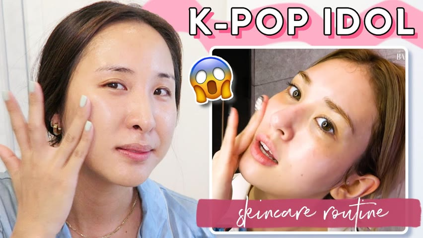 We Try SOMI's Intense Skincare Routine!