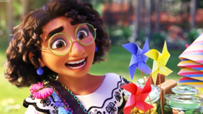 Encanto  Disney's  Teaser Trailer  2021  Animation  Adventure  Comedy  Family  1080p