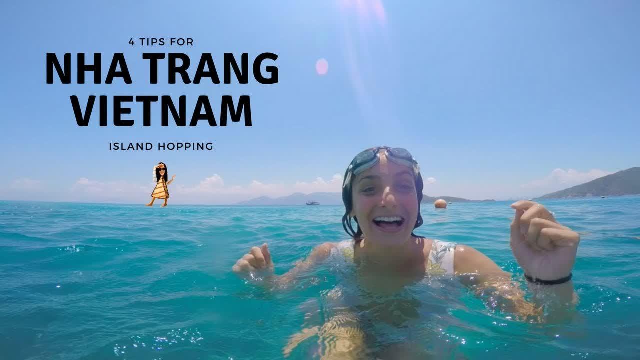 4 Tips for Island Hopping in Nha Trang, Vietnam