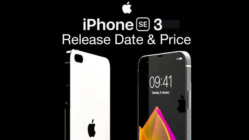 NEW iPhone SE 3 Release Date and Price – New A15 Chipset & 5G!