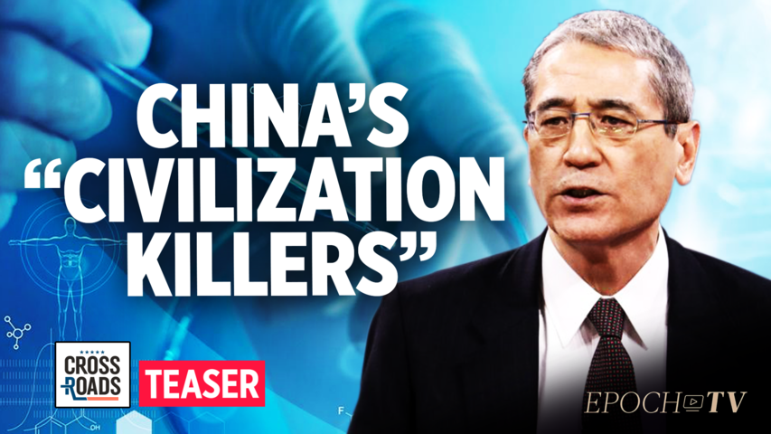 """Gordon Chang: China Building """"Ethnic Specific"""" Bioweapon That Can Target People Based on Race"""