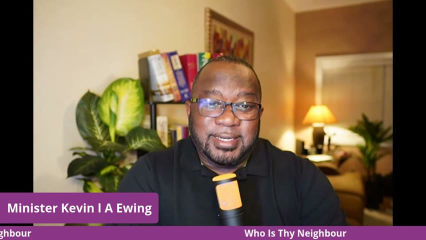 Who Is Thy Neighbour