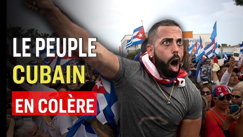 Des protestations ont éclaté à Cuba ; la colère du peuple contre le régime communiste