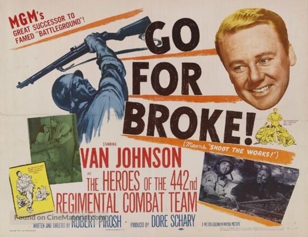 Go For Broke! - Full Movie | Van Johnson, Lane Nakano, George Miki, Akira Fukunaga Ken K. Okamoto