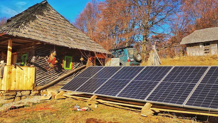 Am montat panouri fotovoltaice - Off Grid și independență energetică