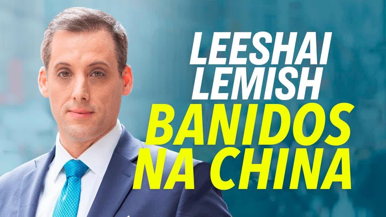 Shen Yun desconstrói narrativas do Partido Comunista e é atacado pelo regime chinês - Leeshai Lemish