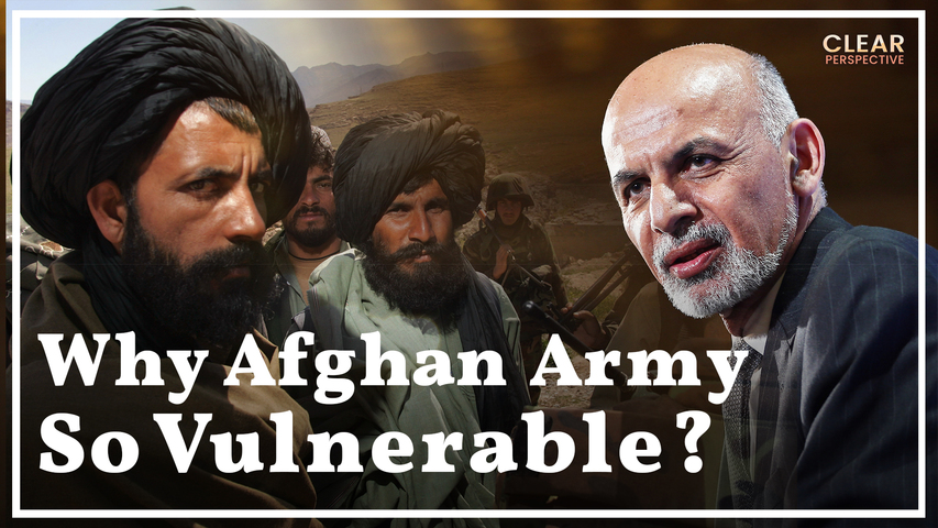 Taliban Entered Afghan Capital Kabul; Modern Army Collapsed After $83 Billion Investment
