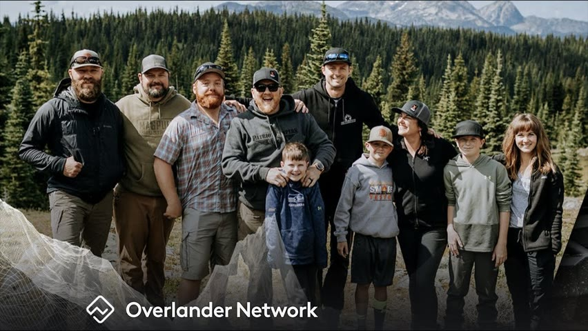 What is the OVERLANDER NETWORK?