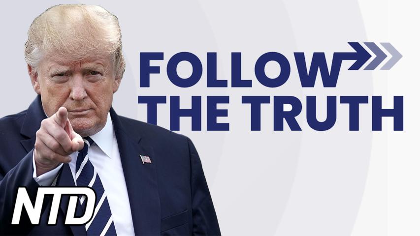 Trump lanserar social medieplattform | NTD NYHETER