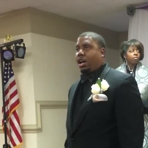 Groom Brought to Tears After Seeing Bride
