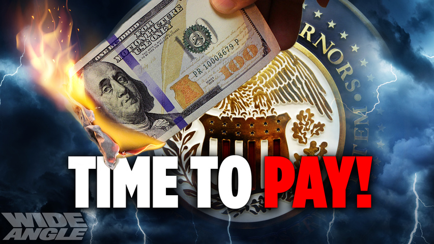 Influencer-Economist Sues the FED.; U.S. Economy is Addicted to the FED's False Cash Injections