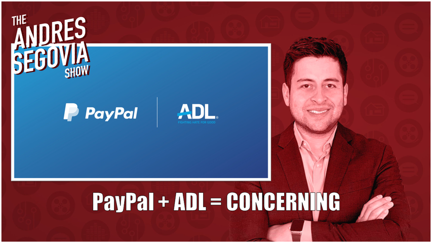 TECH TALK EP9: My Thoughts On PayPal Partners With The ADL.