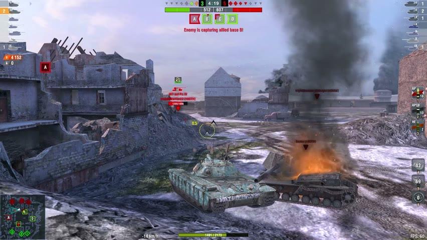 50TP 7788DMG 5Kills   World of Tanks Blitz   __Xynx__
