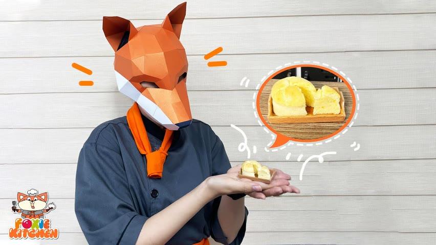 [ENG SUB] Japanese Fluffy Cheesecake   ASMR Mini Cooking