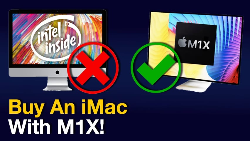 You Need to Buy an 2021 iMac! - 300% INCREASE IN PERFORMANCE!