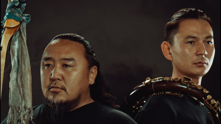 Ethno Mongol Project Live