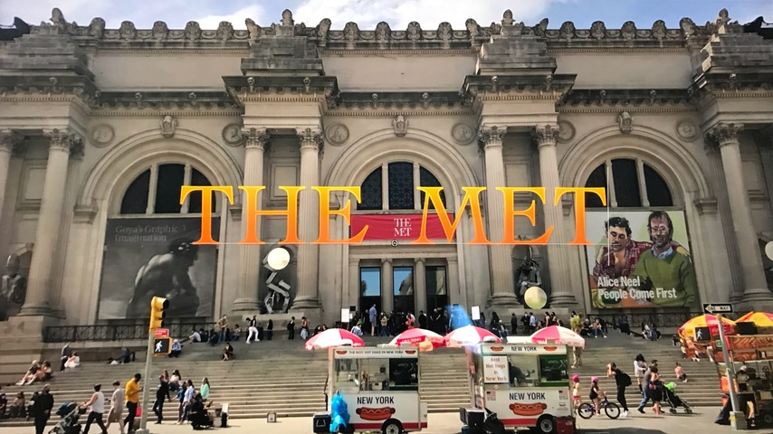 The Metropolitan Museum of Art , The Met, The Death of Socrates, Plato, The Immaculate Conception