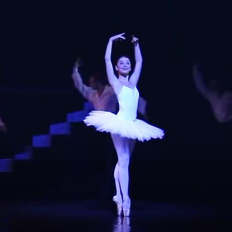 Un día en la vida de una bailarina profesional de ballet