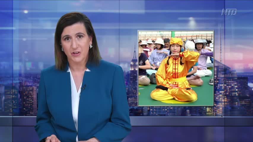 Hong Kong Falun Dafa Rally Appeals To End Persecution