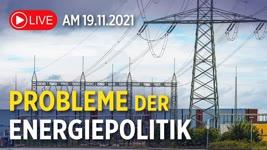 Live aus Berlin: Pressekonferenz zu Problemen in der Energiepolitik - Experten im Gespräch