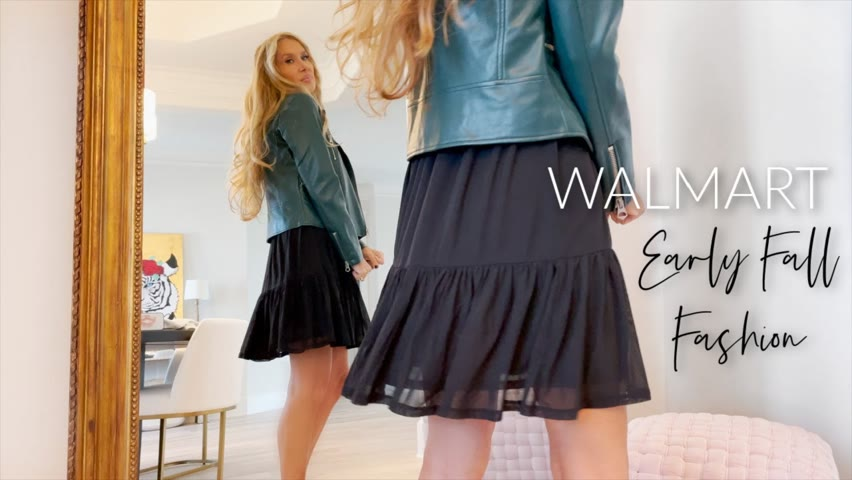 Walmart | Early Fall Fashion | Try On Haul