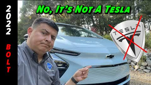 The Bolt Isn't A Tesla, And That's Just Fine With Me | 2022 Chevy Bolt
