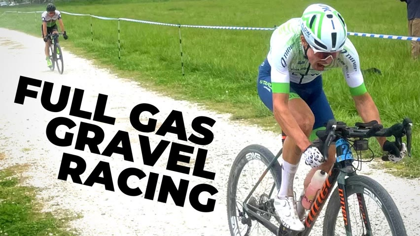 First Gravel Win of the Season! Race Tactics and Power Analysis