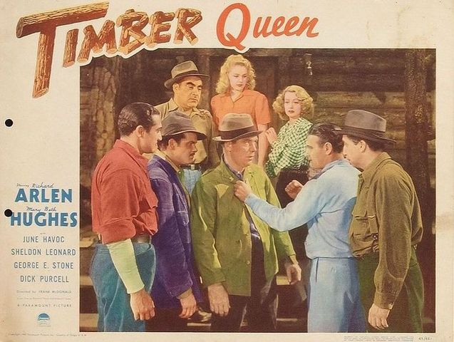 Timber Queen - January 13, 1944