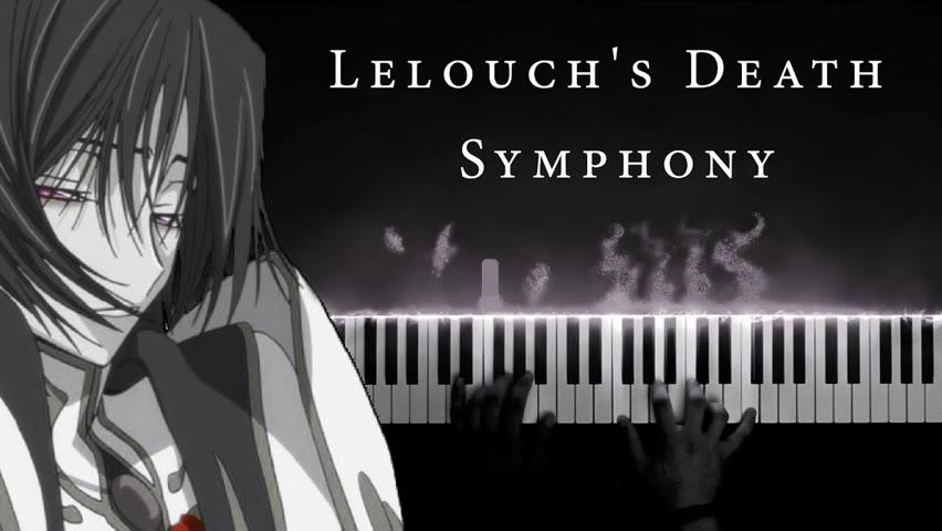 Code Geass - Lelouch's Death Symphony (Piano)